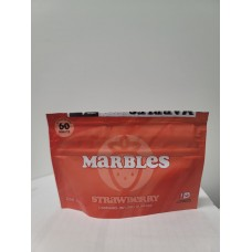 Marble Strawberry Edibles